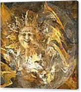 Sun 0396 - Marucii Canvas Print