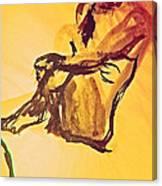 Sun Bath By Jrr Canvas Print