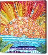 Sun Glory Canvas Print