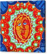 Sun God Canvas Print