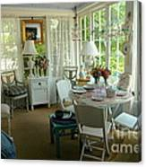 Sun Room Canvas Print