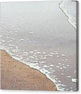 Sun Sand And Sea Canvas Print