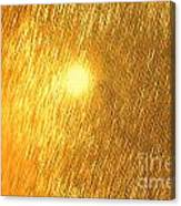 Sun Spot Abstrasct Canvas Print