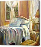 Sun Through My Window Canvas Print