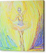 Sunbeam / Moonbeam Canvas Print
