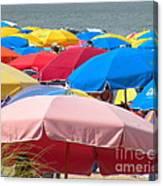 Sunbrellas Canvas Print