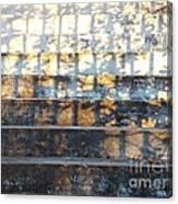 Sunday Shadows Canvas Print