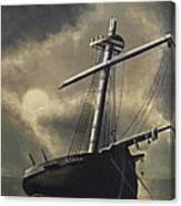 Port Of Haven - Sundown Canvas Print