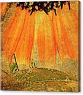 Sunflower Montage Canvas Print