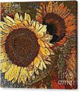Sunflowers 397-08-13 Marucii Canvas Print
