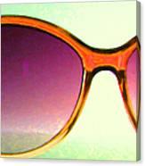 Sunglass - 5d20678 - V3 Canvas Print