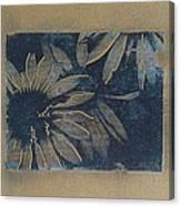 Sunlight In The Dark Canvas Print