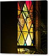 Sunlit Chapel Canvas Print