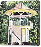 Sunlit Memories Canvas Print