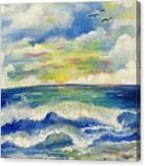 Sunny Day II Canvas Print