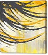 Sunny Field Canvas Print