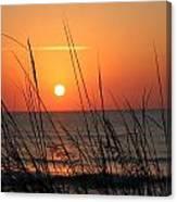 Sunrise 5537 Canvas Print