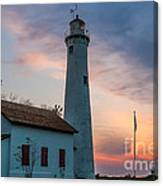 Sunrise At Sturgeon Point Canvas Print