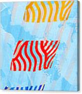 Sunrise B Canvas Print