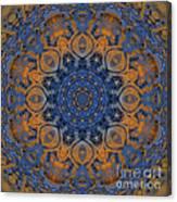 Sunrise Kaleidoscope Canvas Print