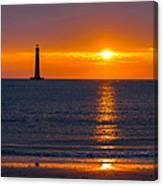 Sunrise Light Canvas Print