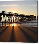 Sunrise Myrtle Beach State Park Canvas Print