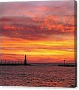 Sunrise Of Hope Canvas Print