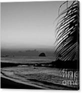 Sunrise On The Costa Chica Canvas Print