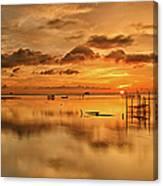 Sunrise, Phu Quoc, Vietnam Canvas Print