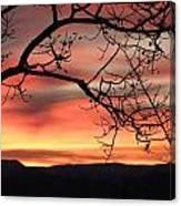 Sunrise Sonata Canvas Print