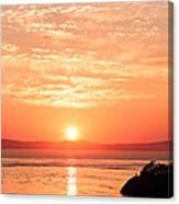 Sunrise - Sunset Canvas Print
