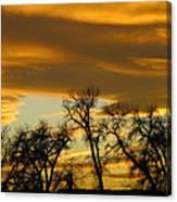 Sunset 7 Canvas Print