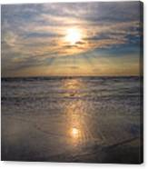 Sunset Beauty Canvas Print