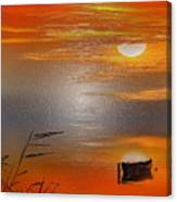 Sunset Charm, 30 Landscape Wall Art Painting Pack  Sunset-sunrise, Evening, Sea, Water, Ocean Etc  Canvas Print