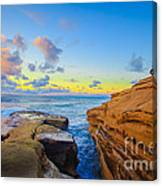 Sunset Cliffs Ave Canvas Print