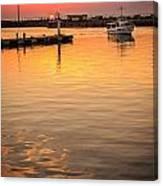 Sunset Excursion Canvas Print