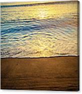 Sunset Hanalei Canvas Print