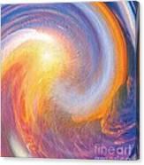 Sunset Illusions Canvas Print