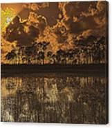 Sunset Jd II Canvas Print