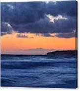Sunset Over Dana Point Canvas Print