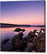 Sunset Sunrise  Canvas Print