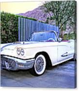 Sunset Thunderbird 2 Palm Springs Canvas Print