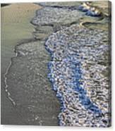 Sunset Tide Canvas Print