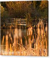 Sunset Tranquility Canvas Print