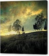 Sunset Trip II Canvas Print