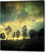 Sunset Trip Canvas Print