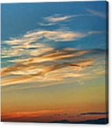 Sunsets Ca3459-13 Canvas Print