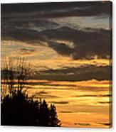 Sunsetsp Canvas Print