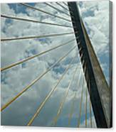 Sunshine Skyway Canvas Print