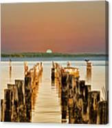 Sunshine State Sunset Canvas Print